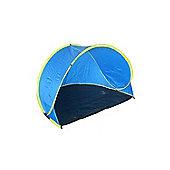 Mountain Warehouse Pop Up Beach Tent - UV40