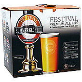 Festival 40 Pint Home Brew Beer Kit - Summer Glory