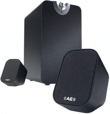 Acoustic Energy Aegmo M Subwoofer/Satellite Speaker Package- Black