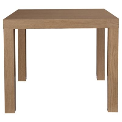 Kay Side Table Oak