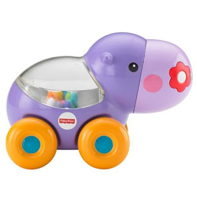 Fisher Price Brilliant Basics Poppity Pop Hippo
