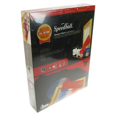 Speedball Opaque Fabric Screen Printing