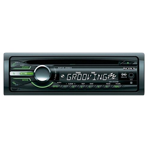 Sony Head Unit Cdx-Gt252Mp