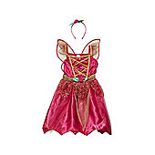 F&F Pink Fairy Dress-Up Costume - Pink