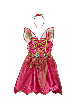 F&F Pink Fairy Dress-Up Costume - Pink