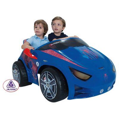 Marvel Spider-Man Evo 12V Ride-On Car