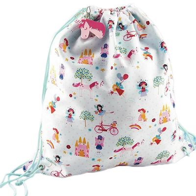 Children's PE Bag - Fairy Unicorn, Children's Swimming Bags, Children's PE Bags, Children's Sports Bags