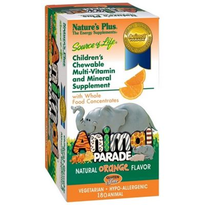 Animal Parade - Orange.