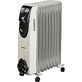 Stirflow 2kW Oil Filled Radiator with Timer