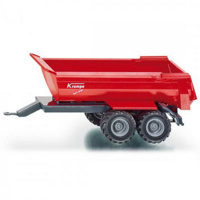 Krampe Half Pipe Tipping Trailer