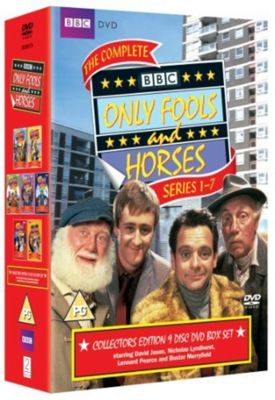 Only Fools & Horses Series 1-7