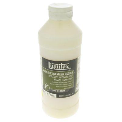 Liquitex 473ml Slow Dry Medium
