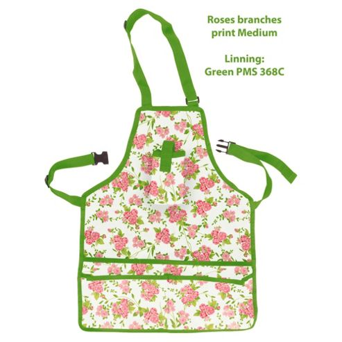 Fallen Fruits Apron (Rose)