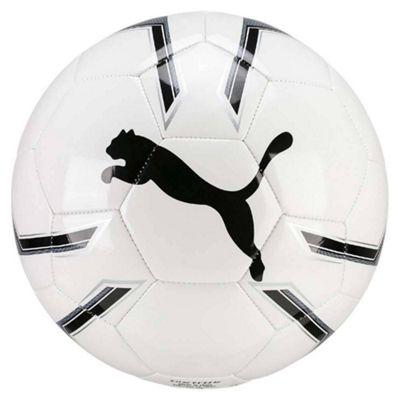 Puma Pro Training II MS Football Soccer Ball White/Black - Size 4