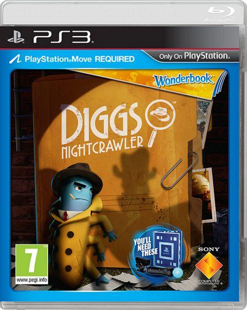 Wonderbook: Diggs Nightcrawler