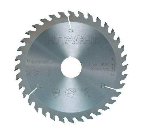 Hitachi Tct Circ Saw Blade 185 X 30 X 36t 752432