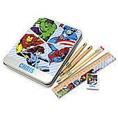 Marvel Personalised Stationery Set