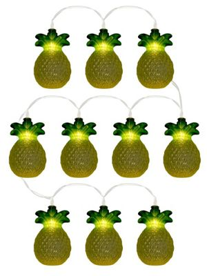 Pineapple LED String Lights 160cm