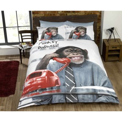 Rapport Monkey Business Duvet Cover Set - Single