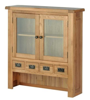 Thorndon Sandown Standard Sideboard Top in Rustic Oak