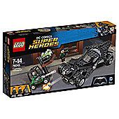 LEGO DC Super Heroes Kryptonite Interception 76045