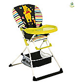 Hauck Disney Mac Baby Deluxe Highchair, Pooh Tidy Time