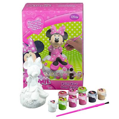 Disney - Paint Your Own Minnie