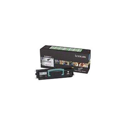Lexmark Black Return Program Toner Cartridge (Yield 11,000 pages) for E450 Laser Printers