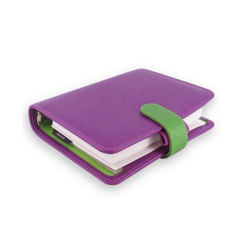 Filofax Personal Springboard Fuschia Organiser