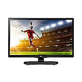LG 24MT48DF 24 inch TV 1080p HD Ready (2016 Model) - Black