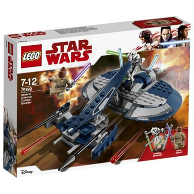 LEGO Star Wars General Grievous Combat Speeder 75199