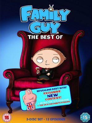 Best Of Family Guy (DVD)
