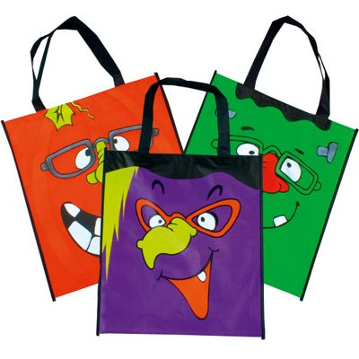 Halloween Party Trick or Treat Bag (each)