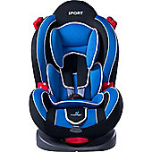 Caretero Sport Classic Car Seat (Blue/Black)