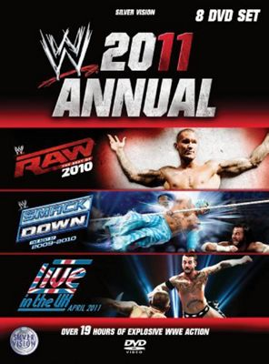 Wwe Annual 2011 (DVD Boxset)
