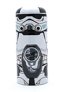 Children's Star Wars Digital Watch In Gift Tin (Stormtrooper)