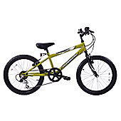 "Professional Ranger 18"" Wheel Kids MTB Bike 6 Speed"