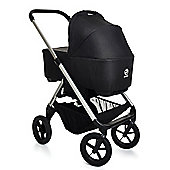 Easywalker Mosey 2 in 1 Pram - Oakland Black