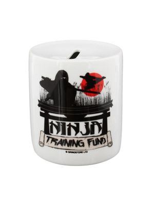 Ninja Training Fund Money Box