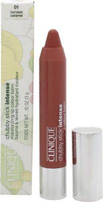 Clinique Chubby Stick Intense Moisturizing Lip Colour Balm 3g - 01 Curviest Caramel