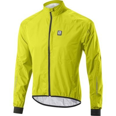 Altura Peloton Waterproof Jacket Hi Vis Yellow Size: M