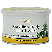 BRAZILIAN HARD WAX BIKINI HAIR REMOVAL REMOVER STRIP FREE WAXING POT HOLLYWOOD