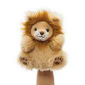 Fuzzy Loves Lion Hand Puppet