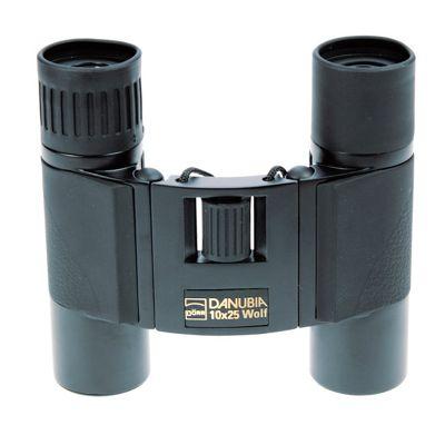 Danubia 531721 Wolf 10x25 Pocket Binoculars