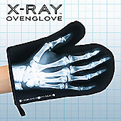 X-Ray Novelty Oven Glove