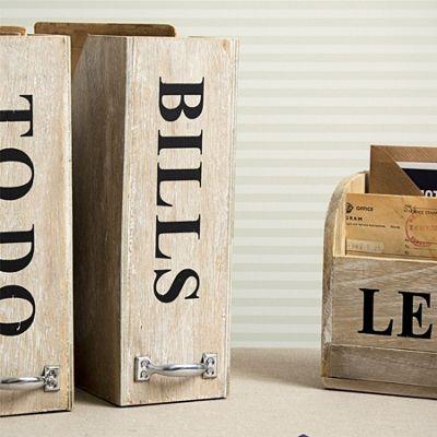Bills Storage File