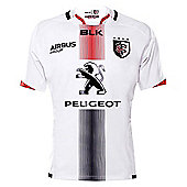 BLK Sport Toulouse Rugby Replica Away Jersey 2015 - White