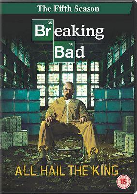 Breaking Bad - Season 5 (DVD Boxset)