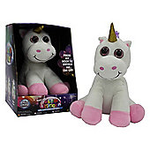 Miri-Moo Lovables Glow Unicorn Plush