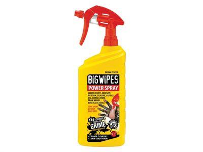 Big Wipes 4 x 4 Power Spray 1 Litre